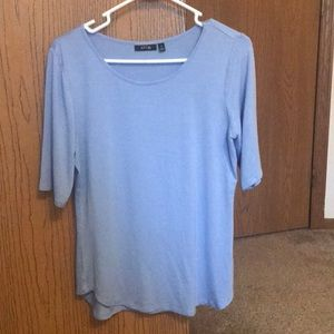 Women's blue blouse never worn